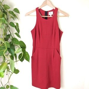 Milly of New York Red Dress 115